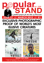 popular STAND issue 57 cover