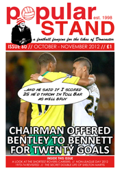 popular STAND issue 60 cover