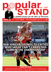 popular STAND issue 66 cover