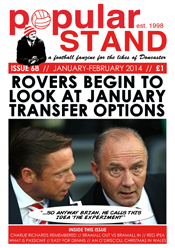 popular STAND issue 68 cover