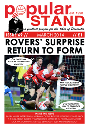 popular STAND issue 69 cover