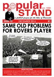 popular STAND issue 73 cover