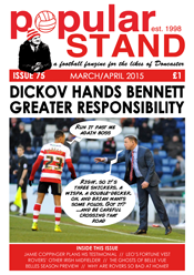popular STAND issue 75 cover