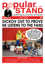 popular STAND issue 76 cover