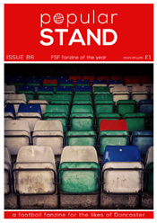 popular STAND issue 86 cover