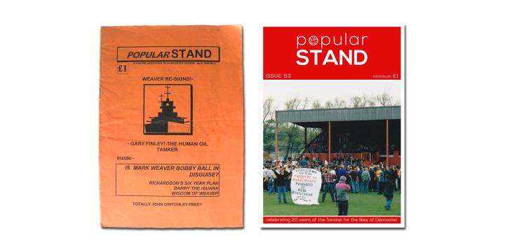popular STAND fanzine issue93