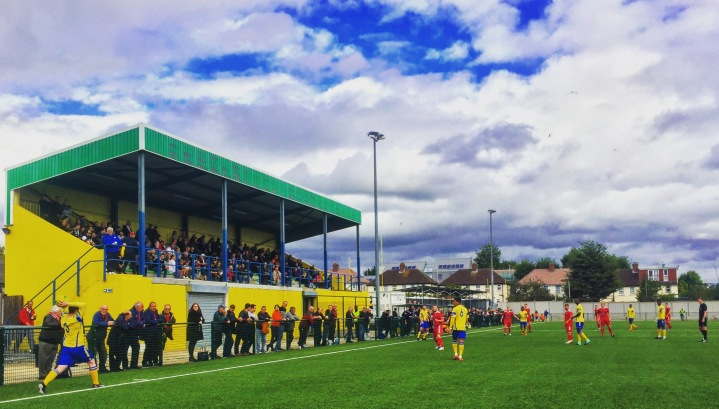 2017-18 14 Harringey Borough 4-1 Bideford (2)