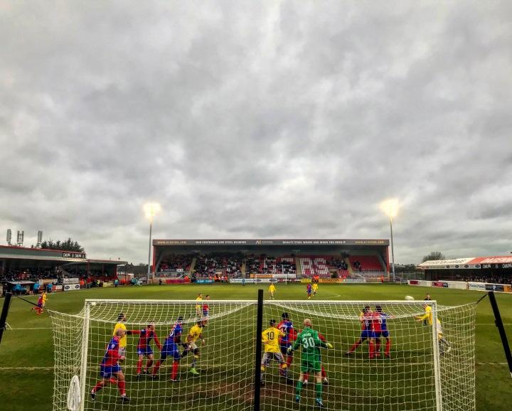 2017-18 35 Dagenham & Redbridge 1-3 Solihull Moors (4)