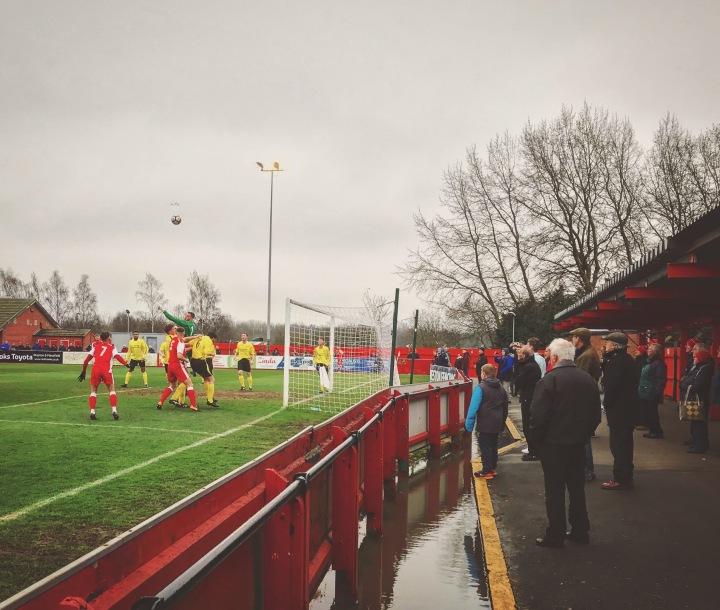 2017-18 46 Ilkeston Town 4-0 Cadbury Athletic (1)