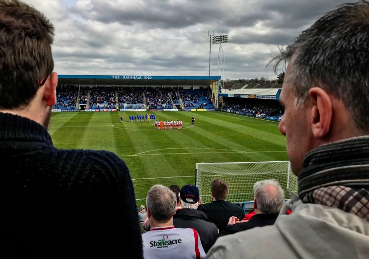 2017-18 48 Gillingham 0-0 Doncaster Rovers (2)