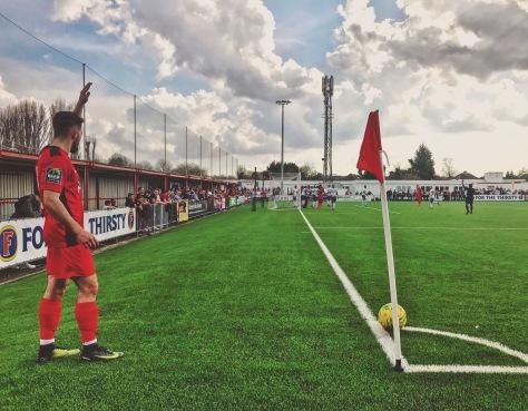 2017-18 49 Carshalton Athletic 4-3 Whyteleafe (1)