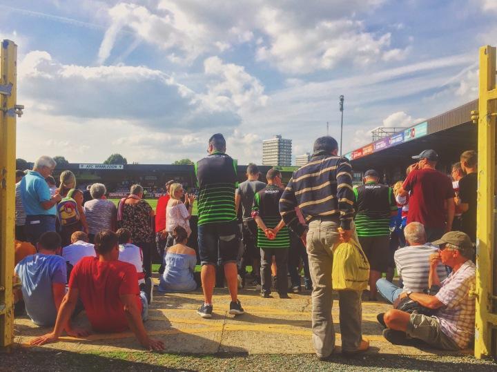 2017-18 5 AFC Wimbledon 2-0 Doncaster Rovers (1)