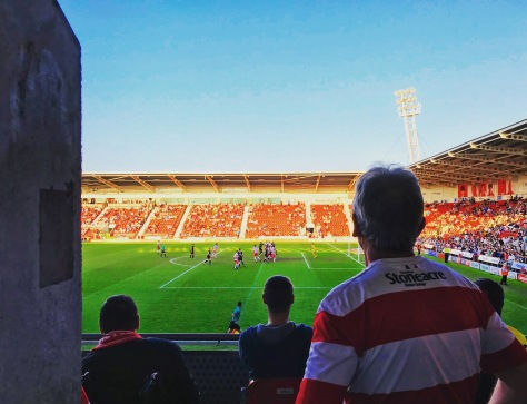 2017-18 54 Doncaster Rovers 0-0 Wigan Athletic (3)