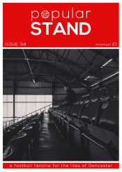 front cover of issue 94 of popular STAND