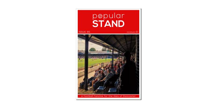 popular STAND fanzine issue95