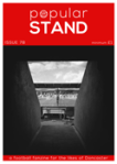 front cover of popular STAND issue 78