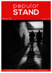 front cover of popular STAND issue 79