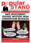 front cover of popular STAND issue 65