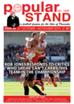 front cover of popular STAND issue 66