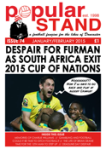 front cover of popular STAND issue 74