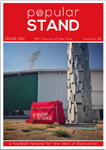 popular STAND fanzine issue 100 front cover