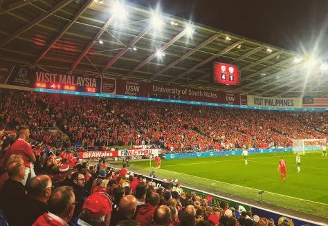 Wales 4-1 Republic of Ireland