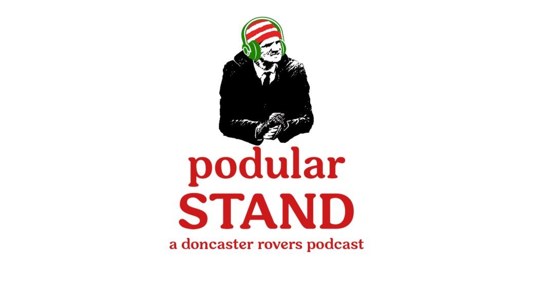 podular STAND podcast logo