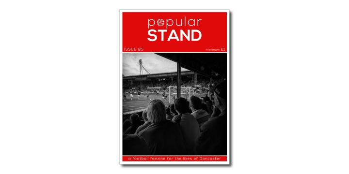 popular STAND fanzine issue85
