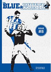 Blue & White fanzine