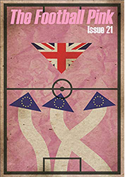 The Football Pink fanzine