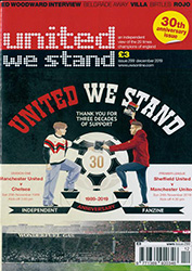 United We Stand fanzine