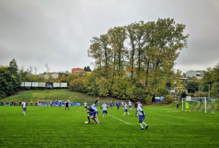 FK Blansko take on Frydek-Mistek at Udolni