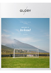 front cover of Glory magazine