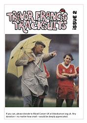 Trevor Francis Tracksuits Nottingham Forest fanzine