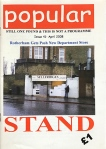 front cover of popular STAND issue 41