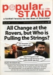 front cover of popular STAND issue 54