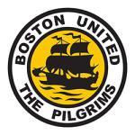 crest of Boston United FC