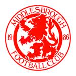 crest of Middlesbrough FC