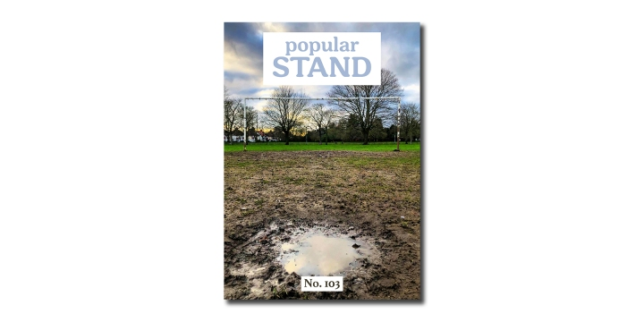 the front cover of issue 103 of popular STAND fanzine