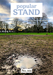 front cover of issue 103 of popular STAND fanzine