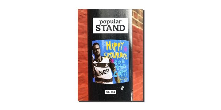 popular STAND fanzine: issue104